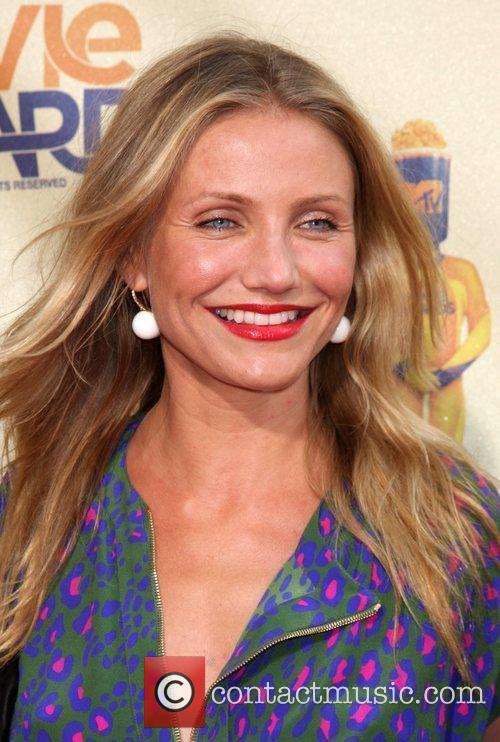 Cameron Diaz and Mtv 7