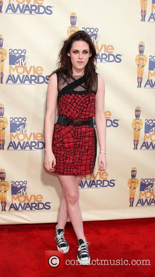 Kristen Stewart, MTV, Mtv Movie Awards, Gibson Amphitheatre