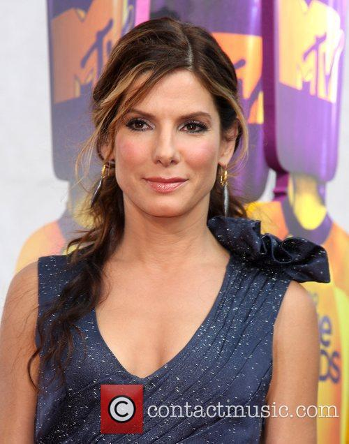 Sandra Bullock and Mtv 1