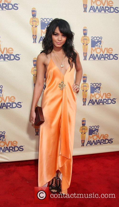 Vanessa Hudgens and Mtv 11
