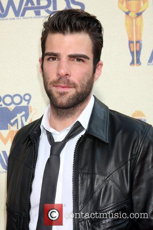Zachary Quinto and MTV 1