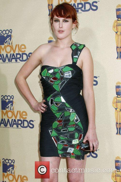 Rumer Willis and Mtv 1