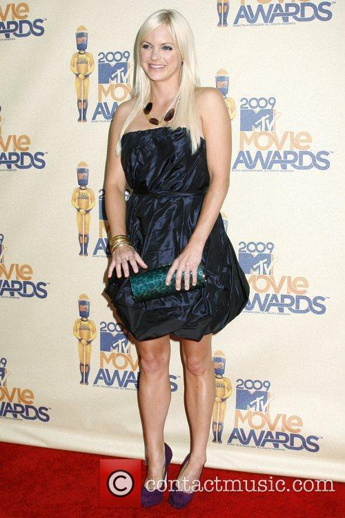 Anna Faris and Mtv 4