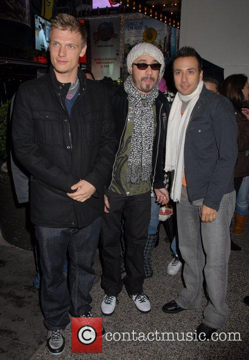 Nick Carter, Howie Dorough and MTV 3