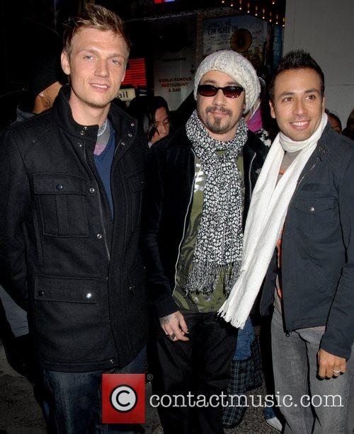Nick Carter, Howie Dorough and MTV 1
