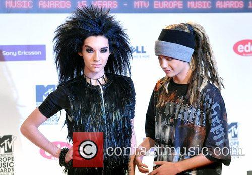 Bill Kaulitz and Tim Kaulitz Of Tokio Hotel 6