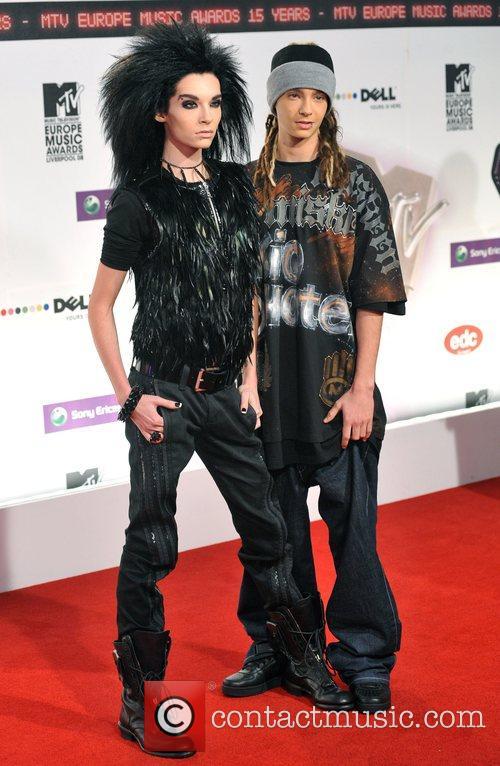 Bill Kaulitz and Tim Kaulitz Of Tokio Hotel 7