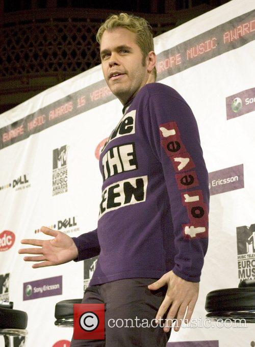 Perez Hilton and Mtv 2