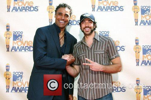 Zachary Levi, Rick Fox and Mtv 11