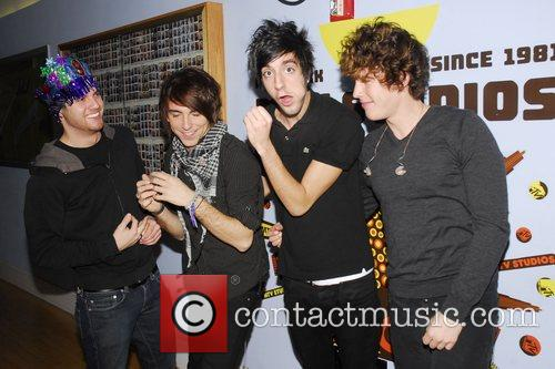 MTV's 2009 New Year's Eve Special at MTV...