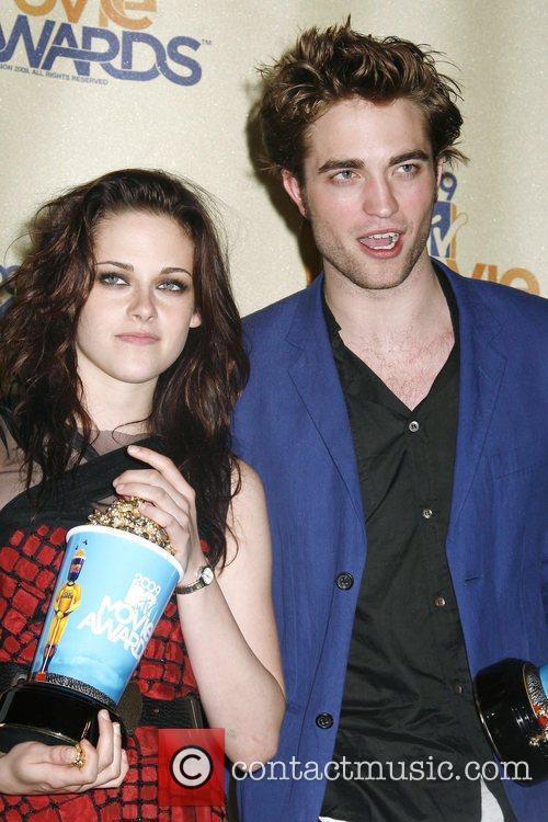 Kristen Stewart and MTV 1
