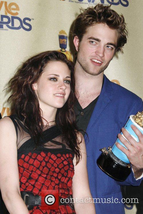 Kristen Stewart and MTV 3