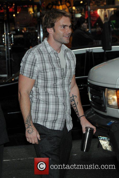 Sean William Scott and Mtv 4