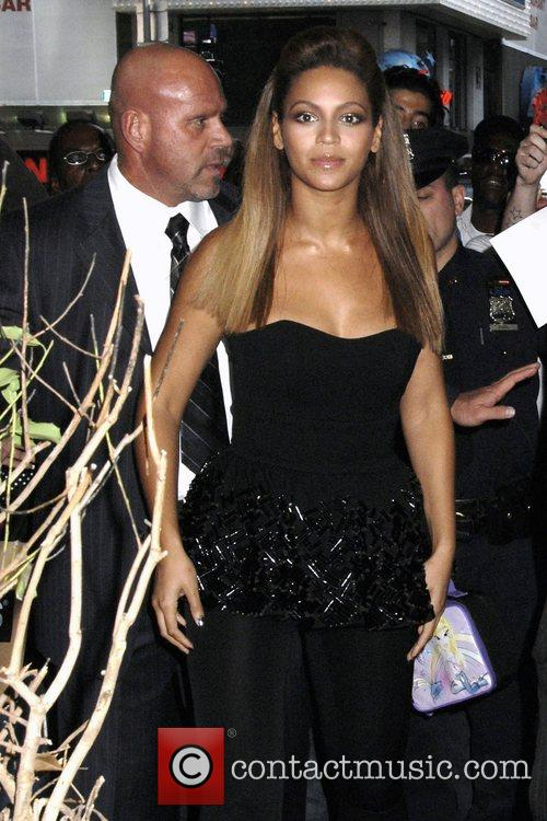 Beyonce Knowles and Mtv 4
