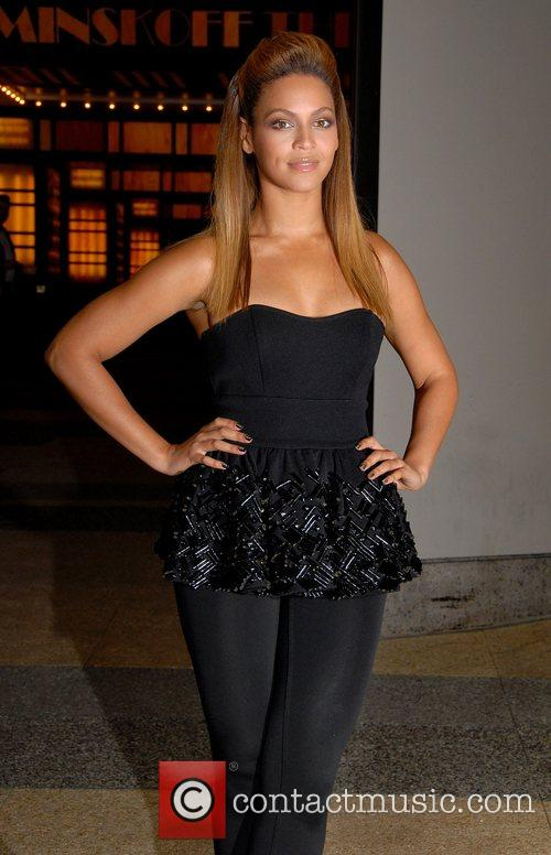 Beyonce Knowles and Mtv 7