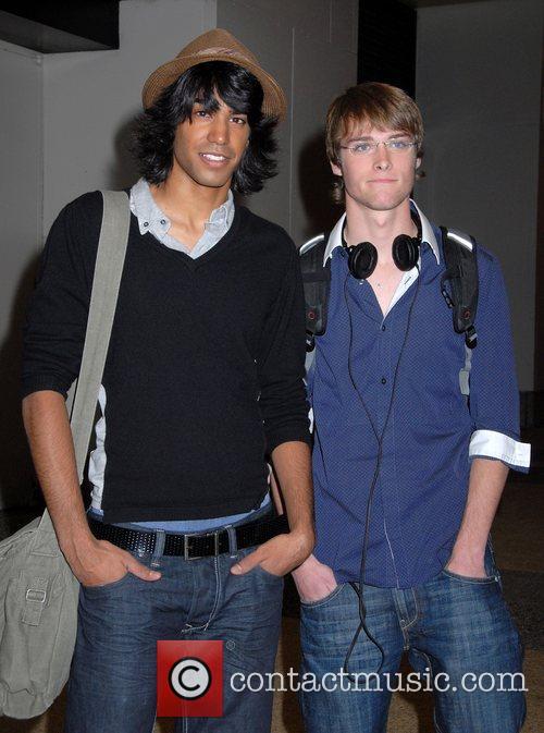 Jamie Johnston and Mtv