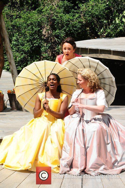 Much Ado About Nothing - photocall held at...
