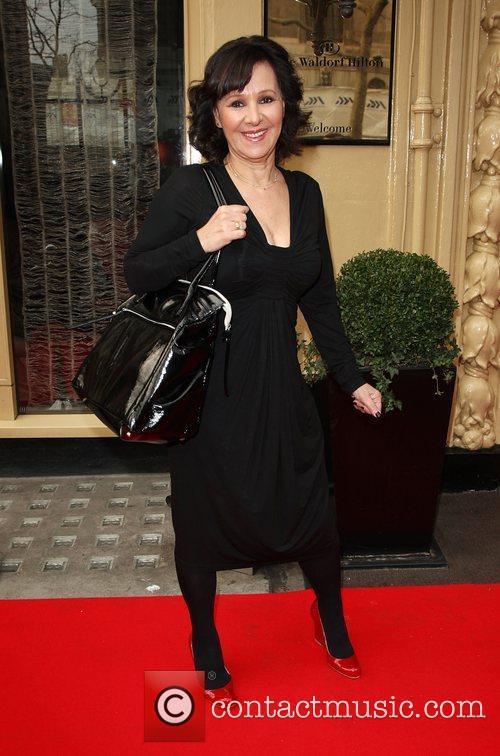Arlene Phillips Tesco Magazine's Mum Of The Year...