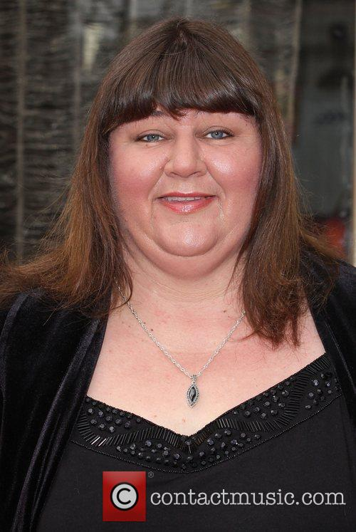 Cheryl Fergison Tesco Magazine's Mum Of The Year...