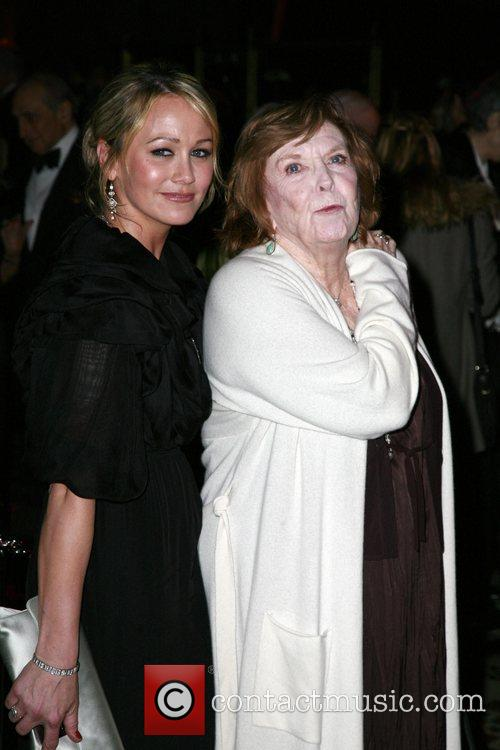 Christine Taylor and Anne Meara  24th Annual...