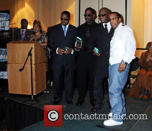 Boyz II Men 100.3 The Beat hosts the...