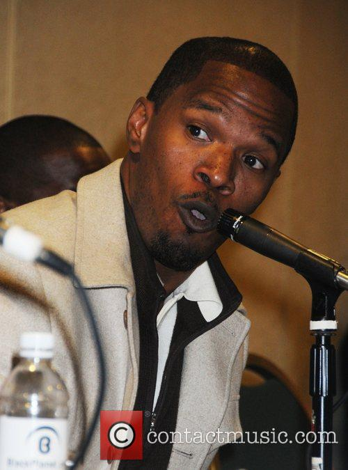 Jamie Foxx 100.3 The Beat hosts the 2nd...