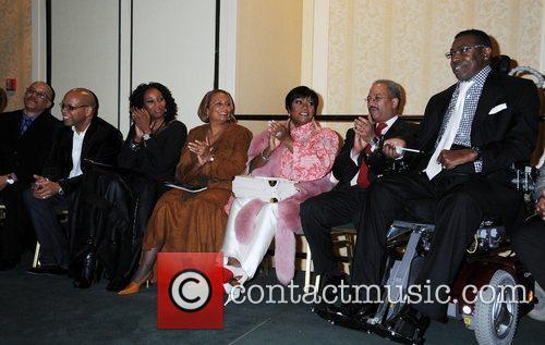 Yolanda Adams, Cathy Hughes, Patti LaBelle, Chaka Fattah,...