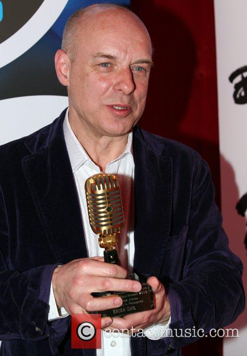 Brian Eno The Music Producers Guild Awards held...