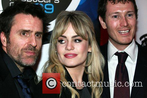 Duffy with Con O'Neill and Nick Moran The...