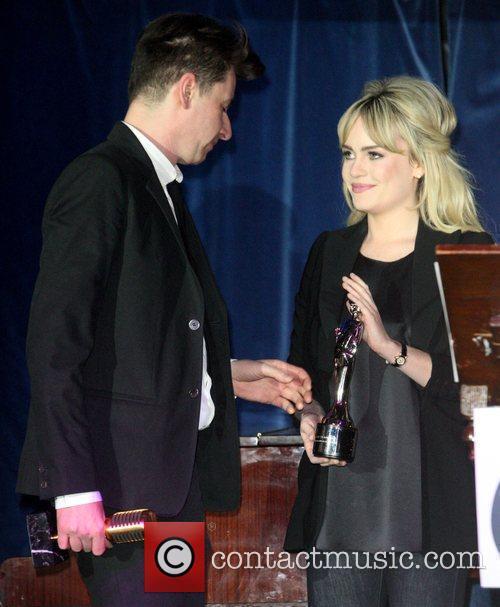 Bernard Butler and Duffy AKA Aimee Ann Duffy...