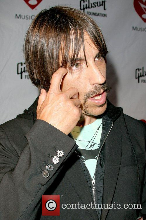 Anthony Kiedis The 5th Annual MusiCares MAP Fund...