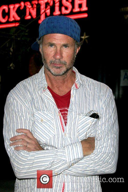 Chad Smith The 5th Annual MusiCares MAP Fund...