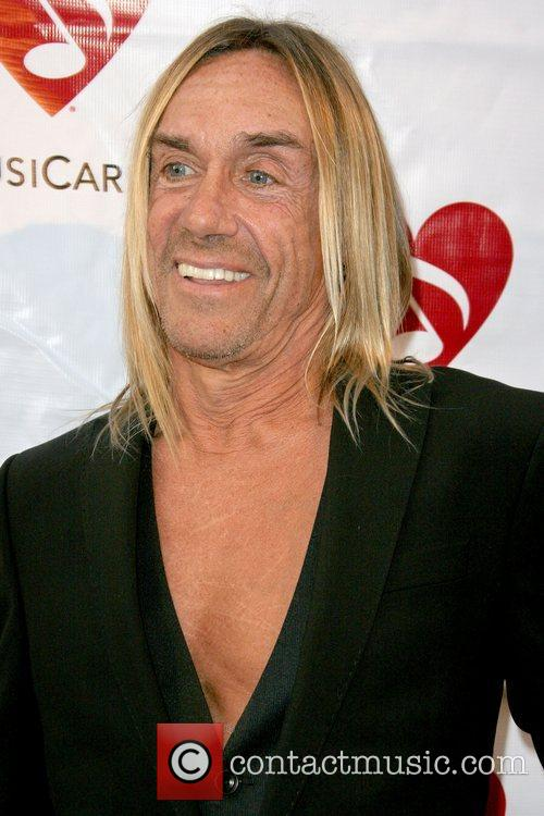 Iggy Pop The 5th Annual MusiCares MAP Fund...