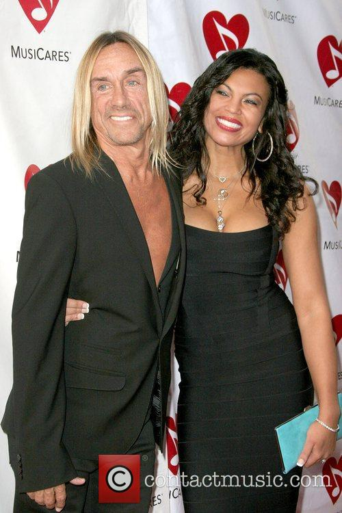 Iggy Pop and Guest The 5th Annual MusiCares...