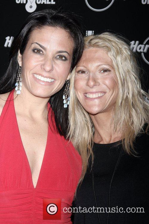Emily Frances and Candace Jarkow The 5th annual...