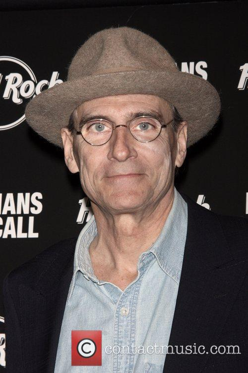 James Taylor The 5th annual Musicians on Call...