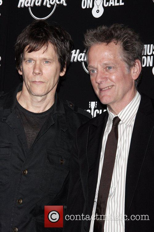 Kevin Bacon and Michael Bacon The 5th annual...