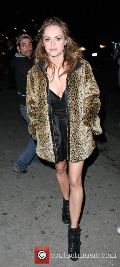 Taryn Manning at My House nightclub in Hollwood