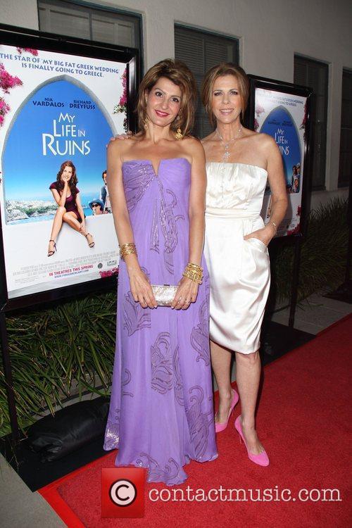 Nia Vardalos and Rita Wilson 5