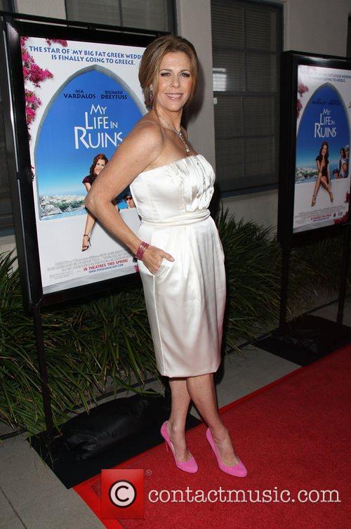 'My Life in Ruins' Los Angeles premiere held...