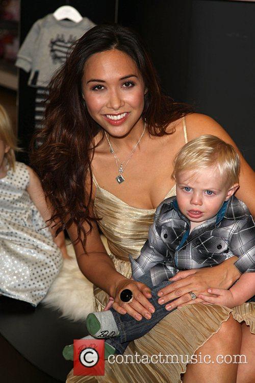 Myleene Klass  launches 'Baby K', her new...