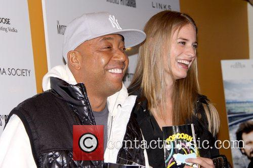Russell Simmons and Julie Henderson 2