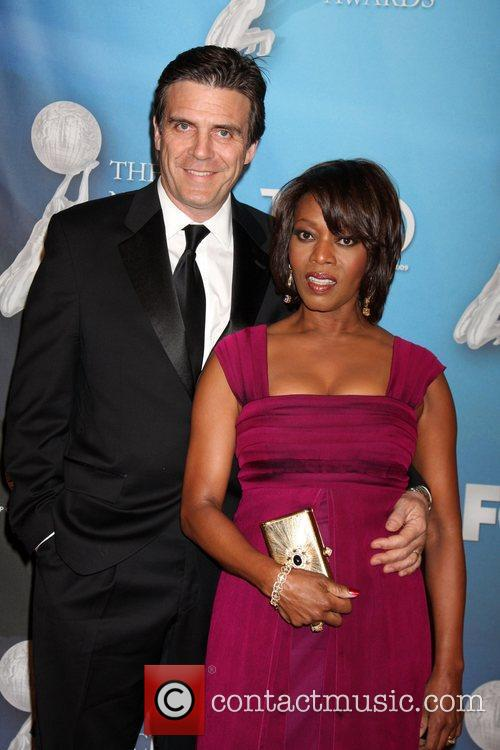 Alfre Woodard and Her Husband Roderick Spencer 2