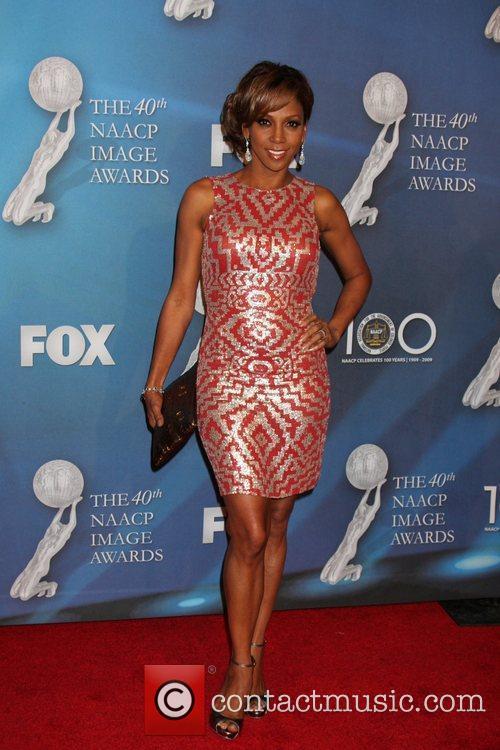Holly Robinson Peete 40th NAACP Image Awards held...
