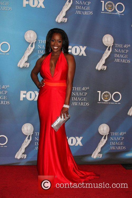 Kristen Elizabeth White 40th NAACP Image Awards held...