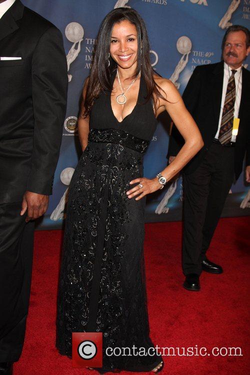 Mari Morrow  40th NAACP Image Awards held...