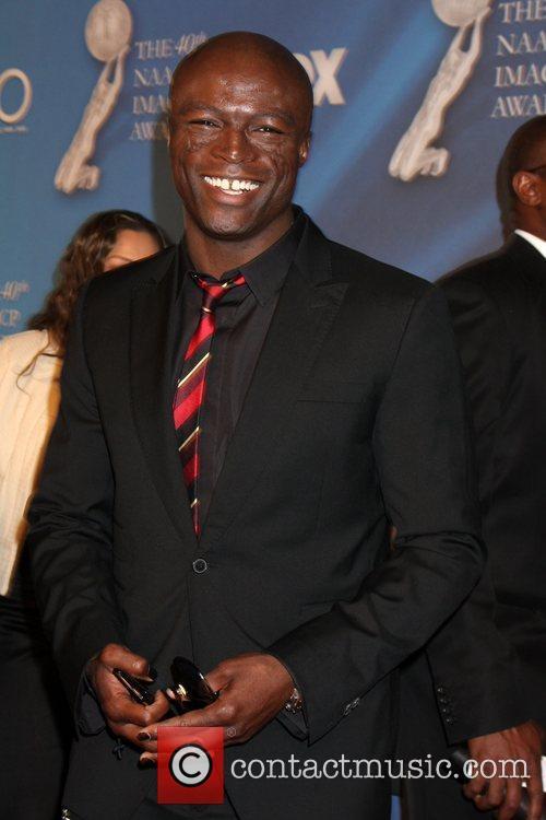 Seal 40th NAACP Image Awards held at the...