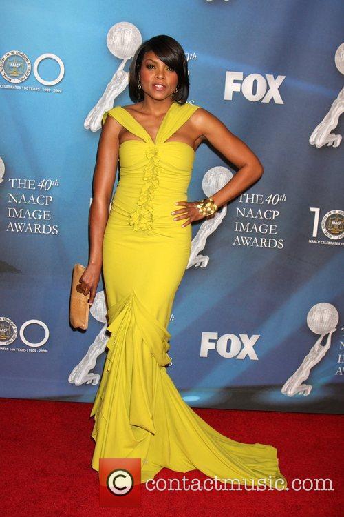 Taraji P. Henson 40th NAACP Image Awards held...