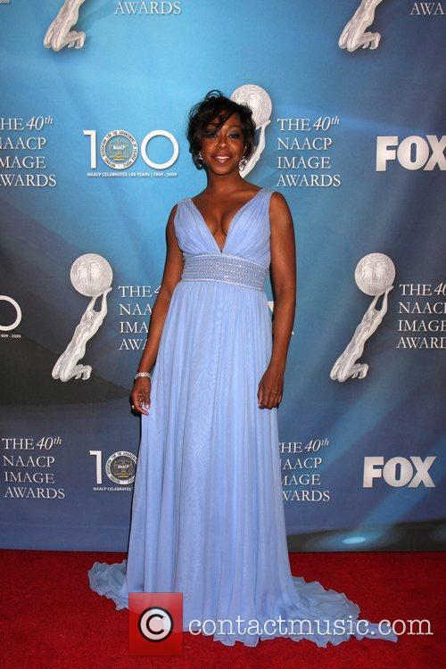 Tichina Arnold  40th NAACP Image Awards held...