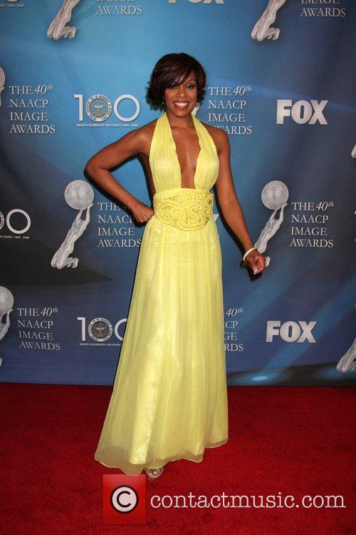 Wendy Raquel Robinson  40th NAACP Image Awards...